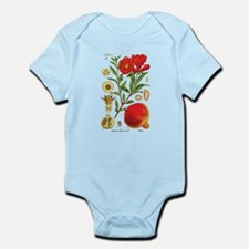 Vintage Pomegranate Infant Bodysuit
