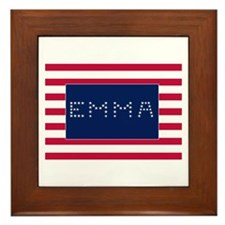 EMMA Framed Tile