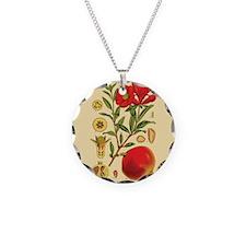 Vintage Pomegranate Necklace