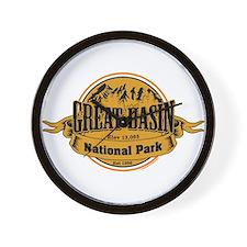 great basin 2 Wall Clock