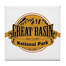 great basin 2 Tile Coaster