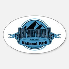 great smokey mountains 5 Decal