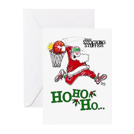 Santa's Hoops Mojo (Pack of 6)