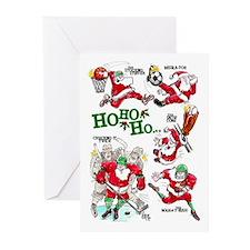 Santa's Sports Mojo (Pack of 6)