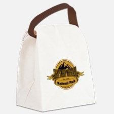 great smokey mountains 4 Canvas Lunch Bag