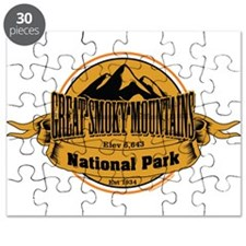 great smokey mountains 4 Puzzle