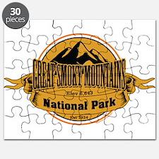 great smokey mountains 4 Puzzle