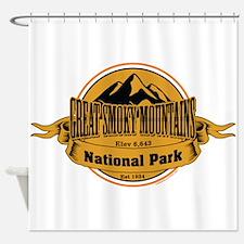great smokey mountains 4 Shower Curtain