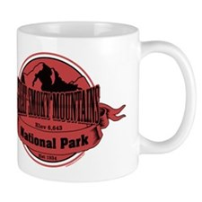 great smokey mountains 3 Mug