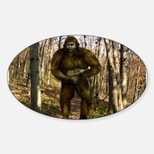 Bigfoot forest Decal
