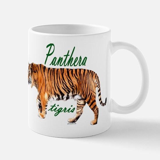 Walking tiger Mug