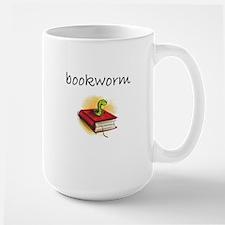 bookworm 2 Mug