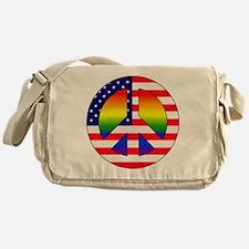 Gay Patriot Messenger Bag
