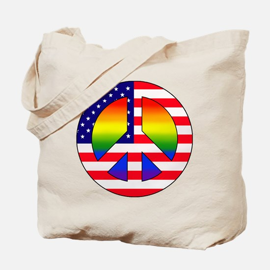 Gay Patriot Tote Bag
