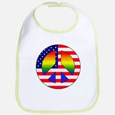 Gay Patriot Bib