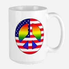 Gay Patriot Large Mug