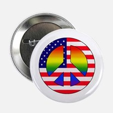 "Gay Patriot 2.25"" Button (100 pack)"