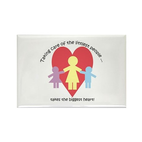 Littlest People Magnet
