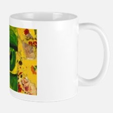 The Eye - Gold & Emerald Awareness Mug