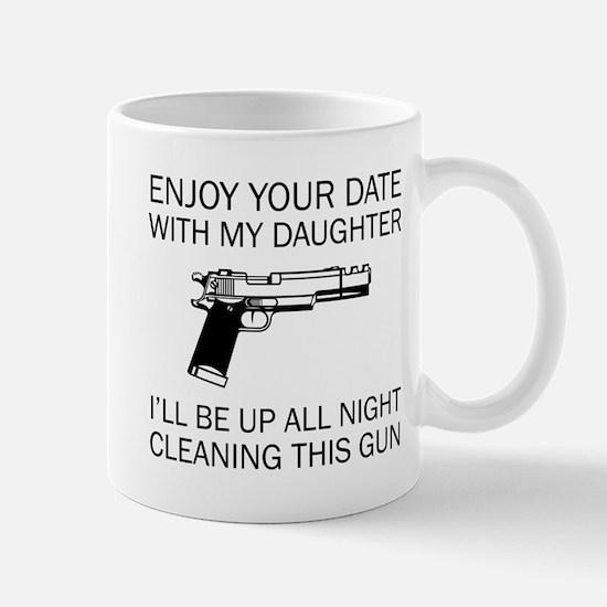 Cleaning This Gun Mug