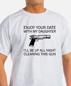 Cleaning This Gun T-Shirt