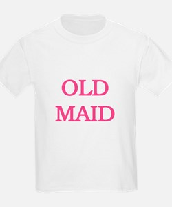 Old Maid T-Shirt