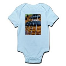 Four String Tiger Eye bass Body Suit