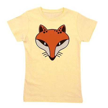 Fox Head Girl's Tee