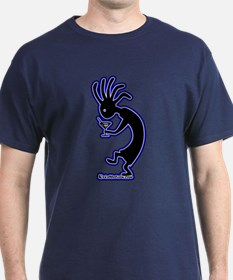 Kokopelli Martini Drinker T-Shirt