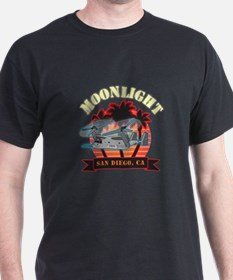 Moonlight V-22 T-Shirt