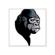 gorilla profile Sticker