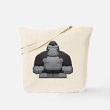 Standing Gorilla Tote Bag