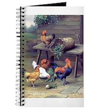 Rooster Turnip Farm Journal