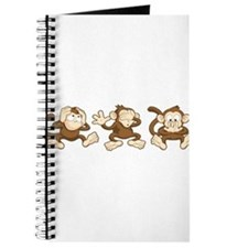 No Evil Monkey Journal