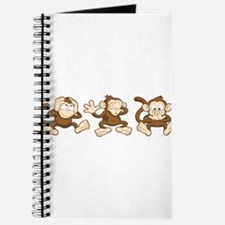 No Evil Monkey Journal