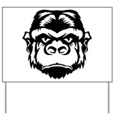 Ape Yard Sign