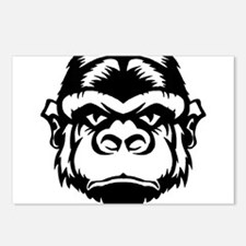 Ape Postcards (Package of 8)