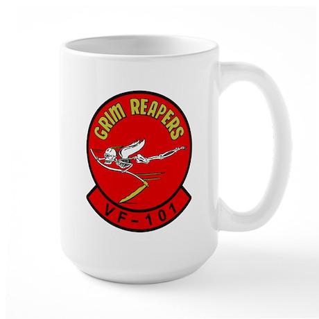 VF-101 Grim Reapers Large Mug