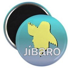 JIBARO... Magnet