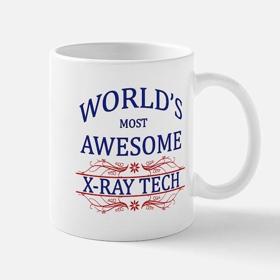 World's Most Awesome X-Ray Tech Mug