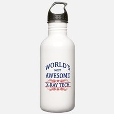 World's Most Awesome X-Ray Tech Water Bottle