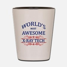 World's Most Awesome X-Ray Tech Shot Glass