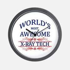 World's Most Awesome X-Ray Tech Wall Clock