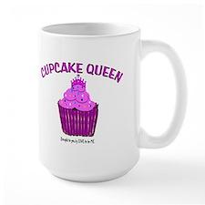CUPAKE QUEEN Mug