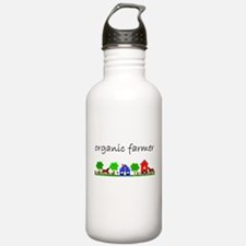 organic farmer.bmp Water Bottle