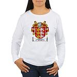 O'Brien Coat of Arms Women's Long Sleeve T-Shirt