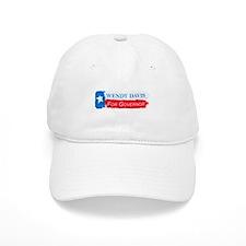 Wendy Davis Governor Flag Texas Baseball Cap