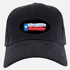 Wendy Davis Governor Flag Texas Baseball Hat