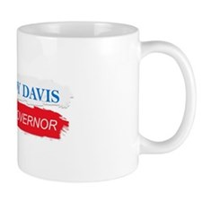 Wendy Davis Governor Flag Texas Mug