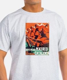 Defend Madrid! T-Shirt